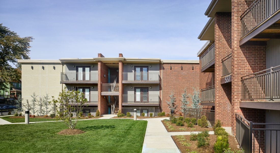 Pendleton Flats is the perfect residence for individuals or small families with young children.